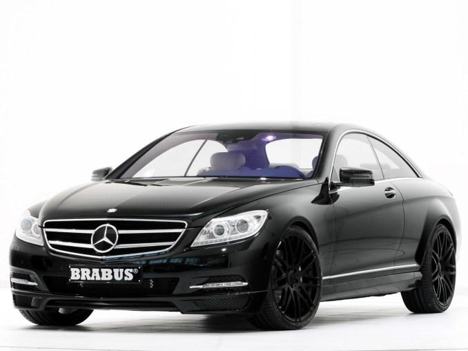 2011 Brabus Mercedes CL500 4matic C216