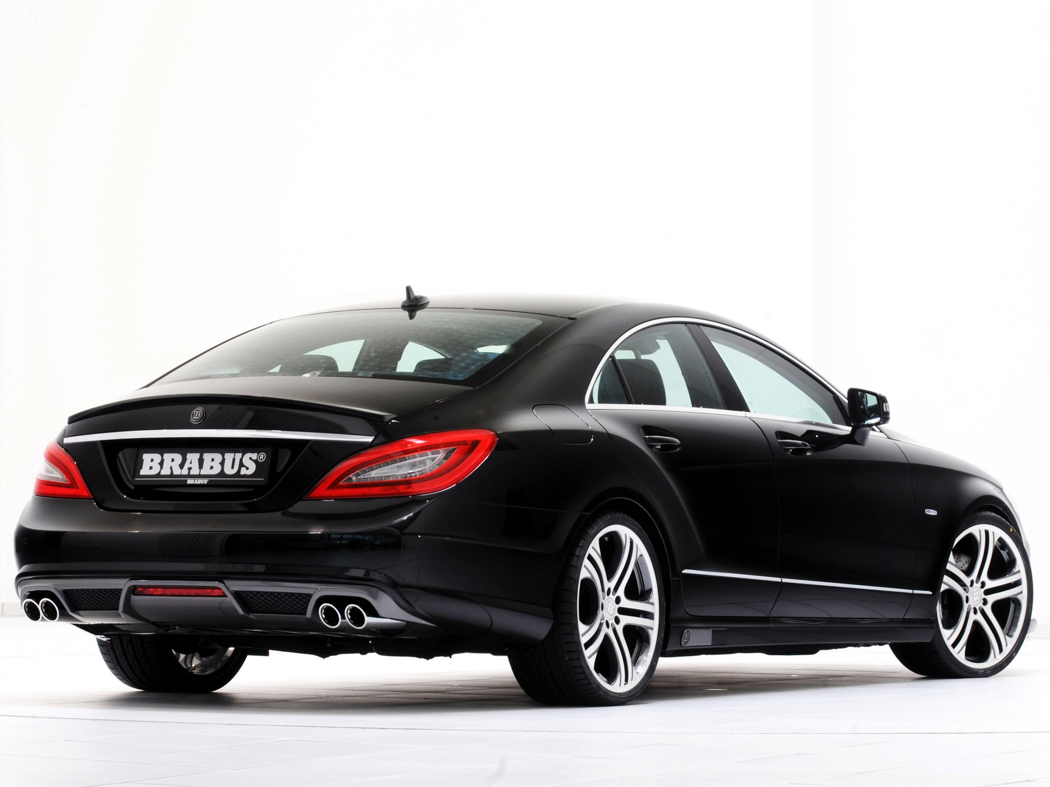 2011 Brabus Mercedes CLS AMG Sports Package C218