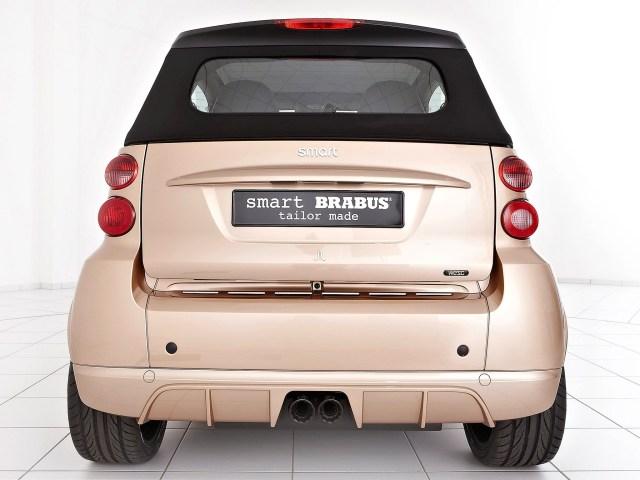 2011 Brabus Smart Fortwo Wesc