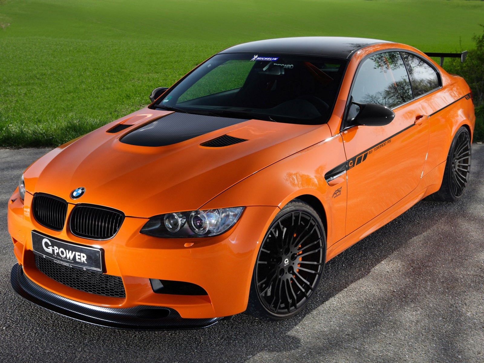 2011 G-power - Bmw M3 Tornado RS E92