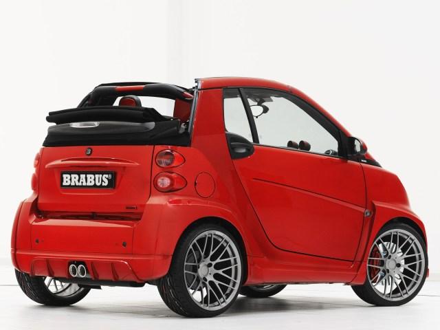 2012 Brabus Smart Fortwo Ultimate 120