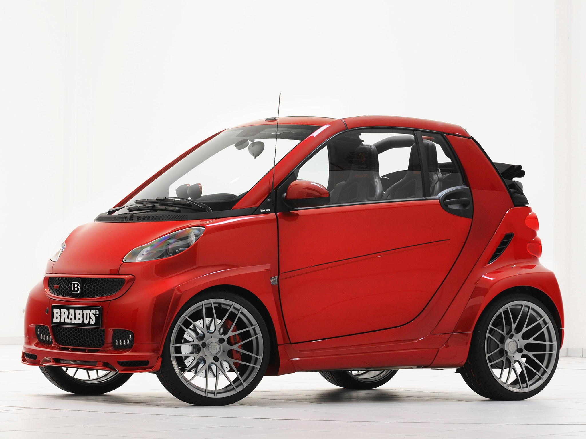 2012 Brabus Smart Fortwo Ultimate 120