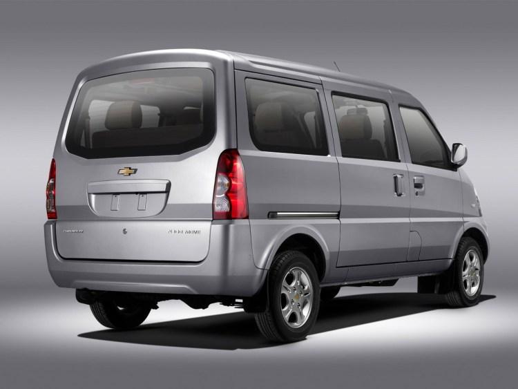 2012 Chevrolet N300 Move