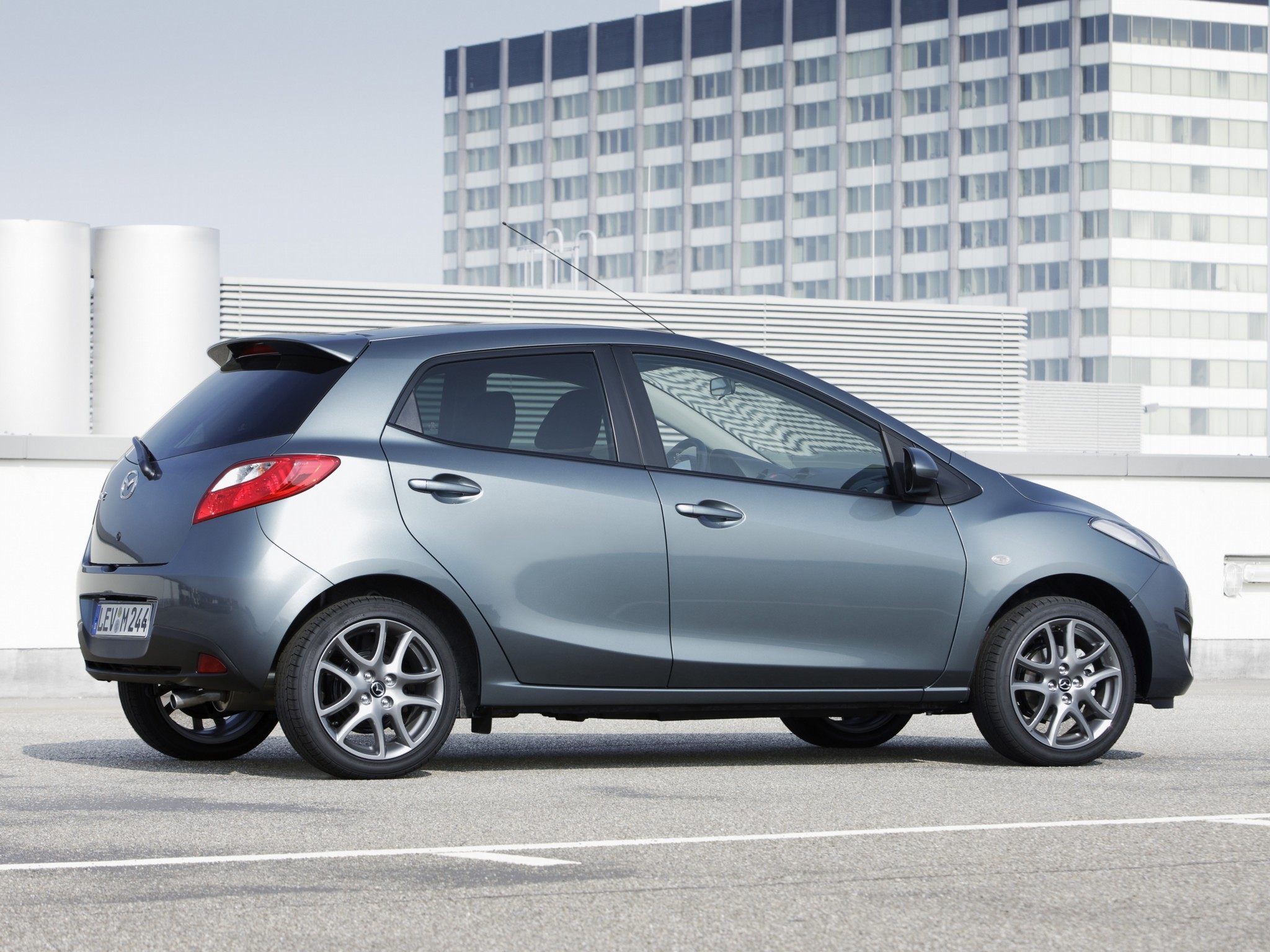 2012 Mazda2 Edition 40