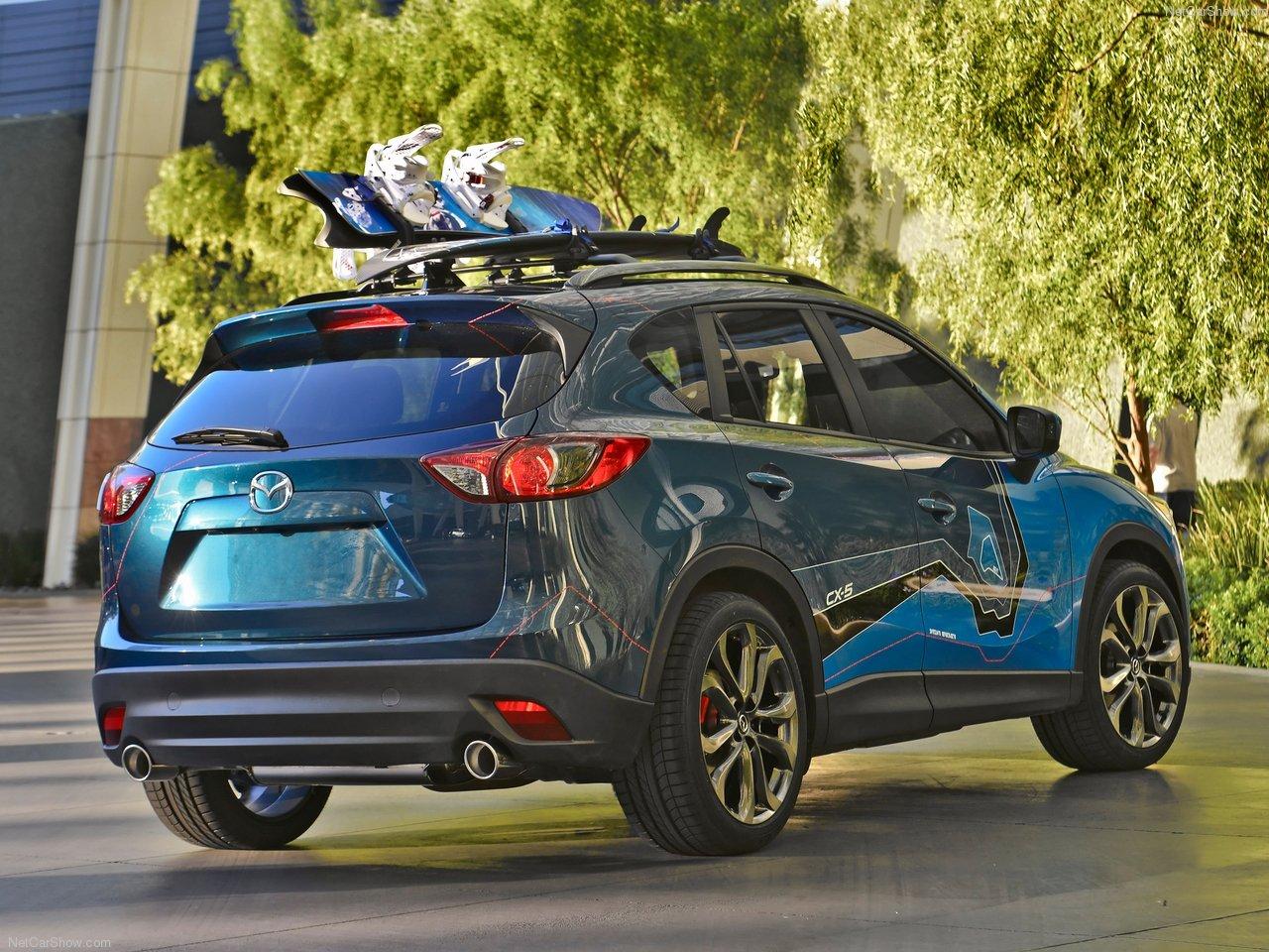 2012 Mazda CX-5 180 Concept