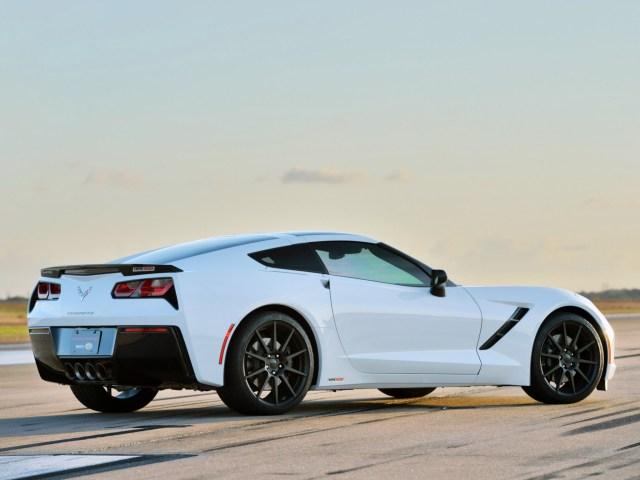 2013 Hennessey - Corvette Stingray HPE500 C7