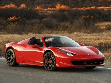 2013 Hennessey - Ferrari 458 Spider HPE700 Twin Turbo
