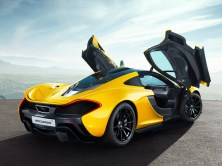 2013 Mclaren P1 Production Car