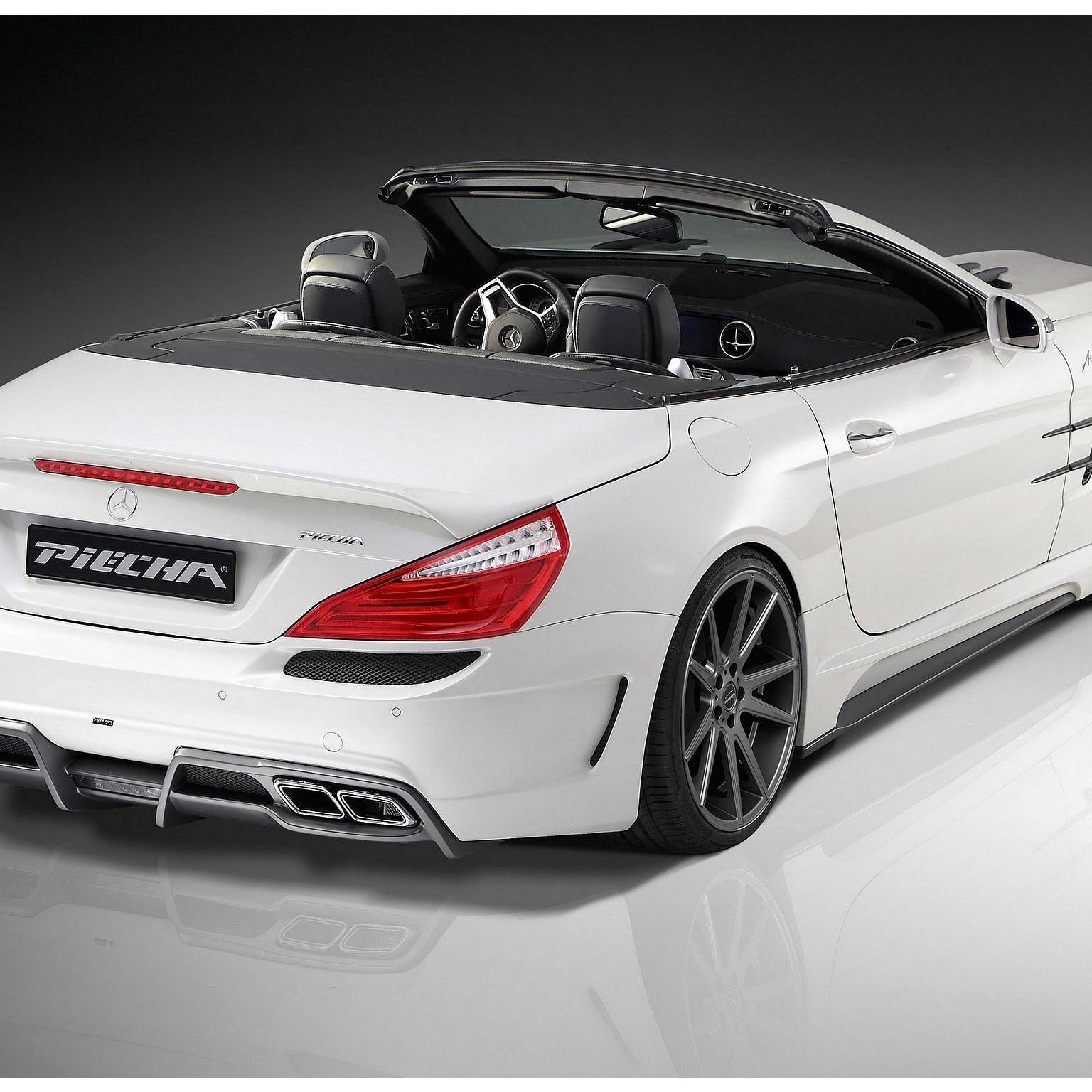 2014 Piecha Design : Mercedes SL Avalange GTR R231