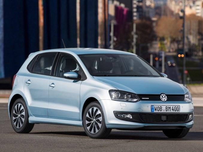 2014 Volkswagen Polo Bluemotion 5 Door