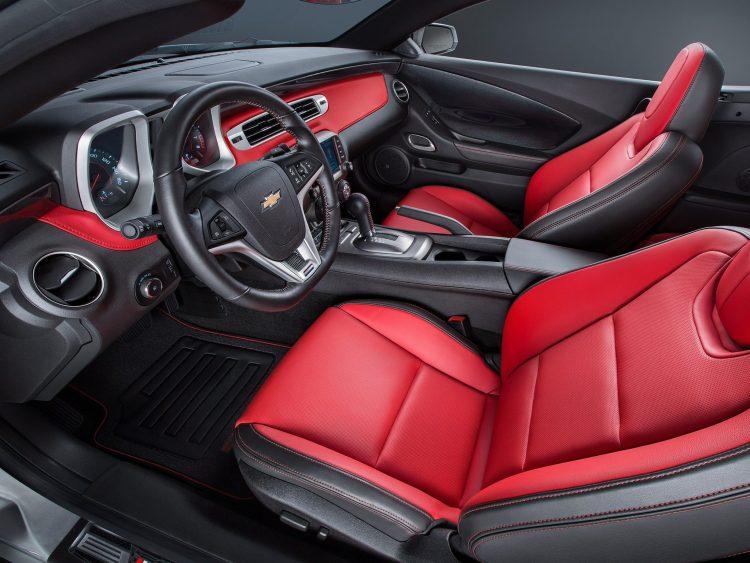 2015 Chevrolet Camaro LT RS Convertible Commemorative Edition