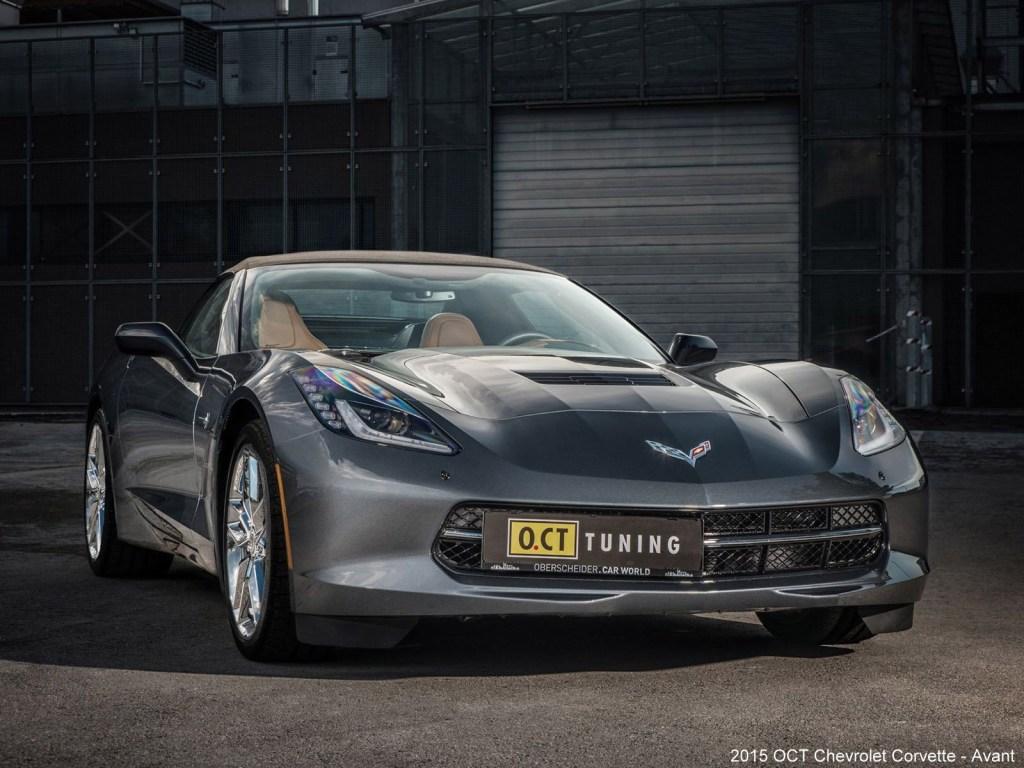 2015 Chevrolet Corvette - oct-tuning