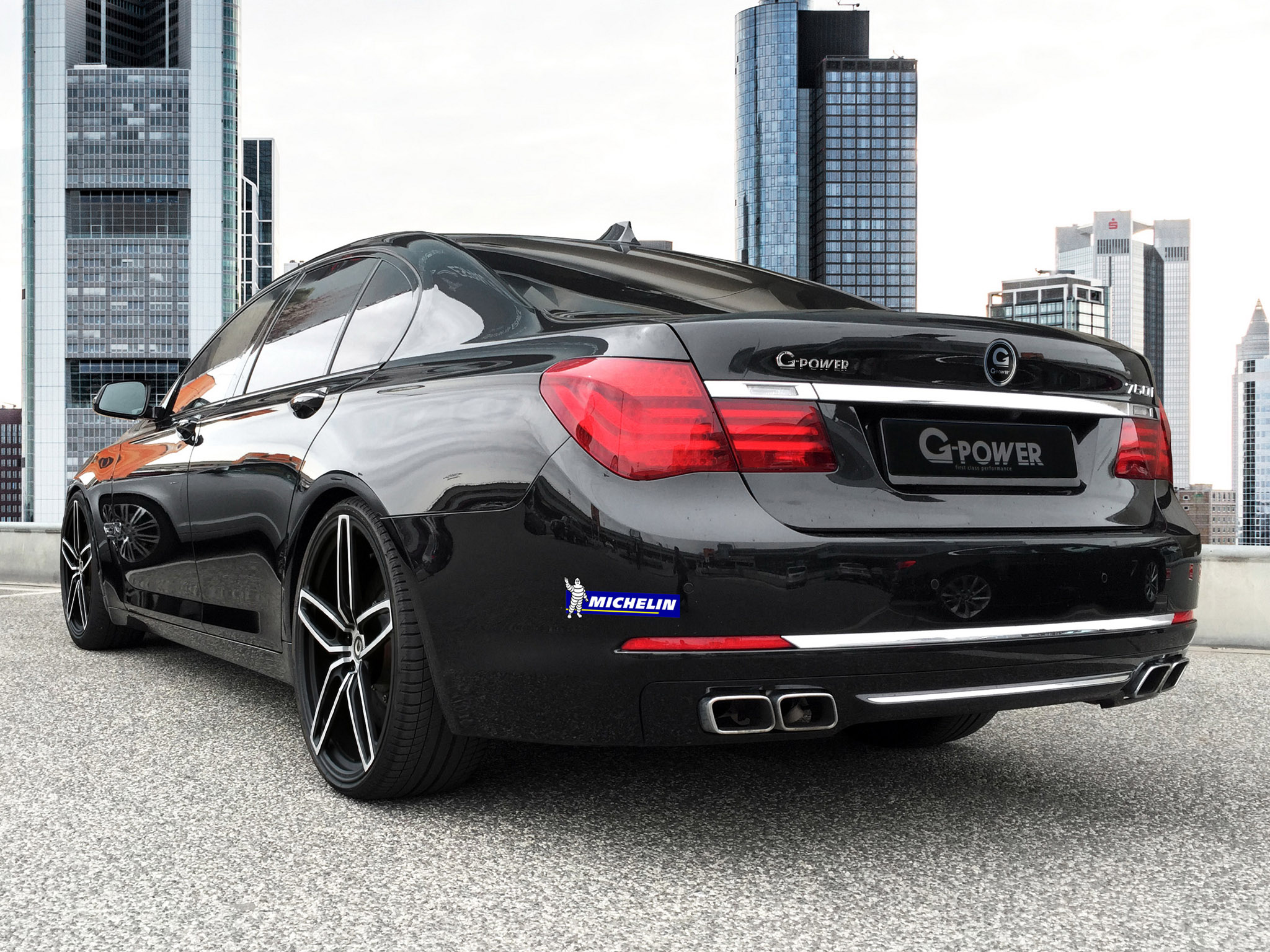 2015 G-power - Bmw 760i F01