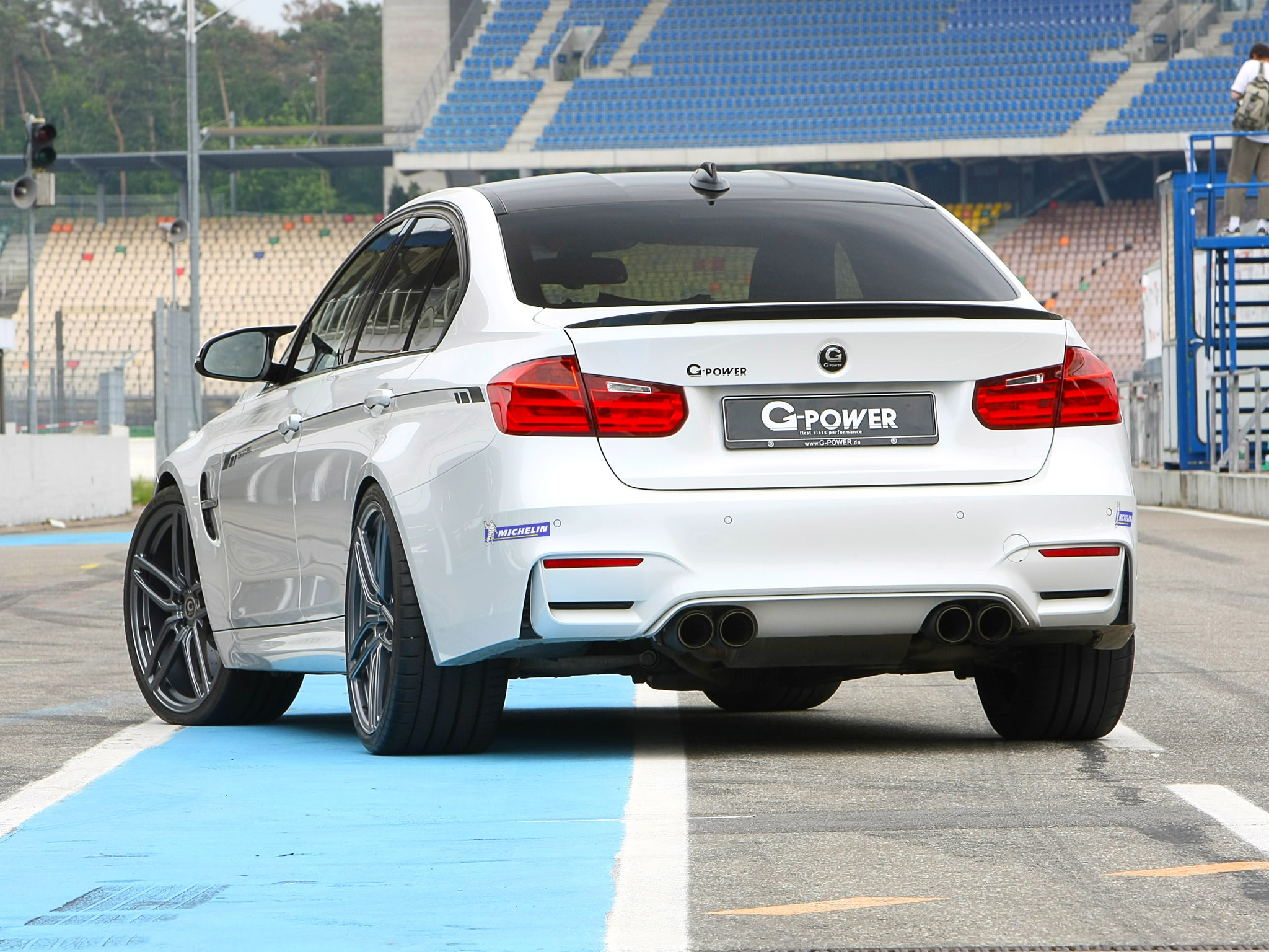 2015 G-power - Bmw M3 F30
