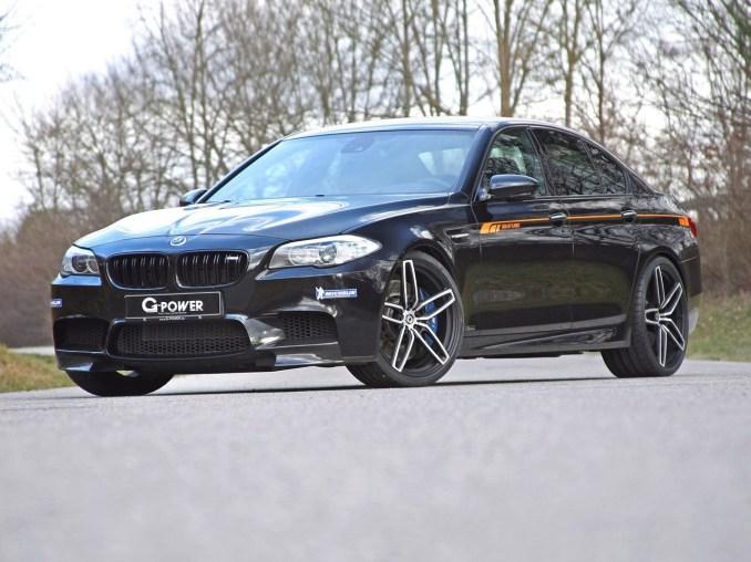 2015 G-power - Bmw M5 F10