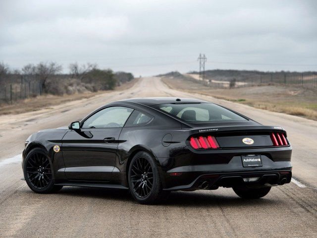 2015 Hennessey - Ford Mustang GT HPE700 Supercharged