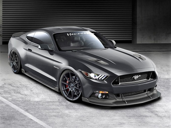 2015 Hennessey - Ford Mustang HPE700