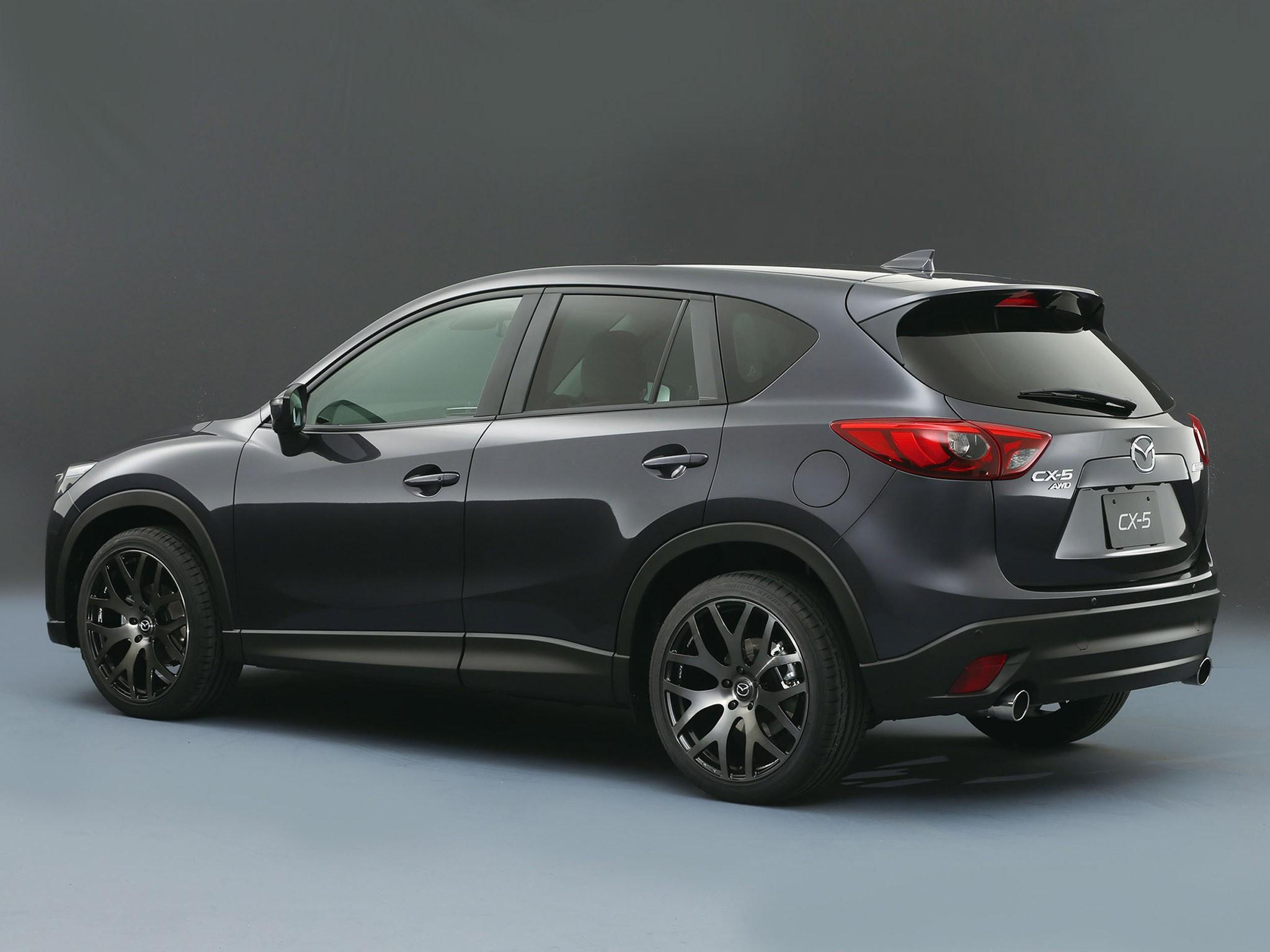 2015 Mazda CX-5 Prestige Style Concept