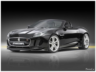 2016 Piecha Design : Jaguar F-Type V8 S Convertible