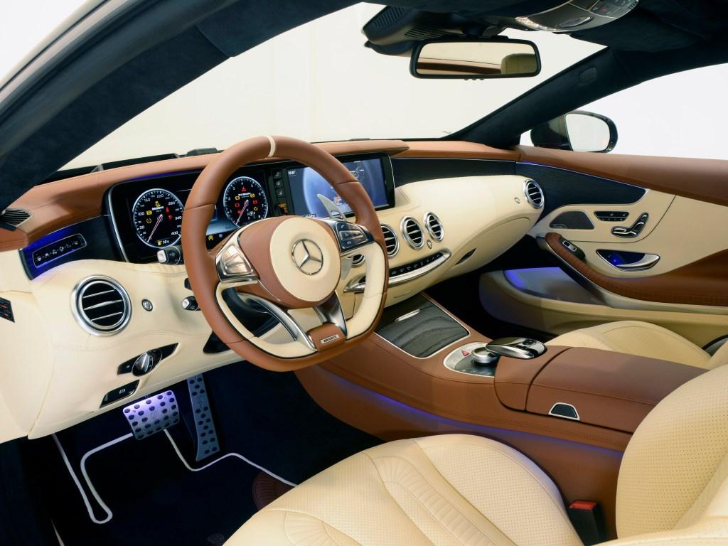 2016 Brabus - Mercedes S Coupe 900 C217
