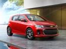 2016 Chevrolet Sonic Hatchback USA