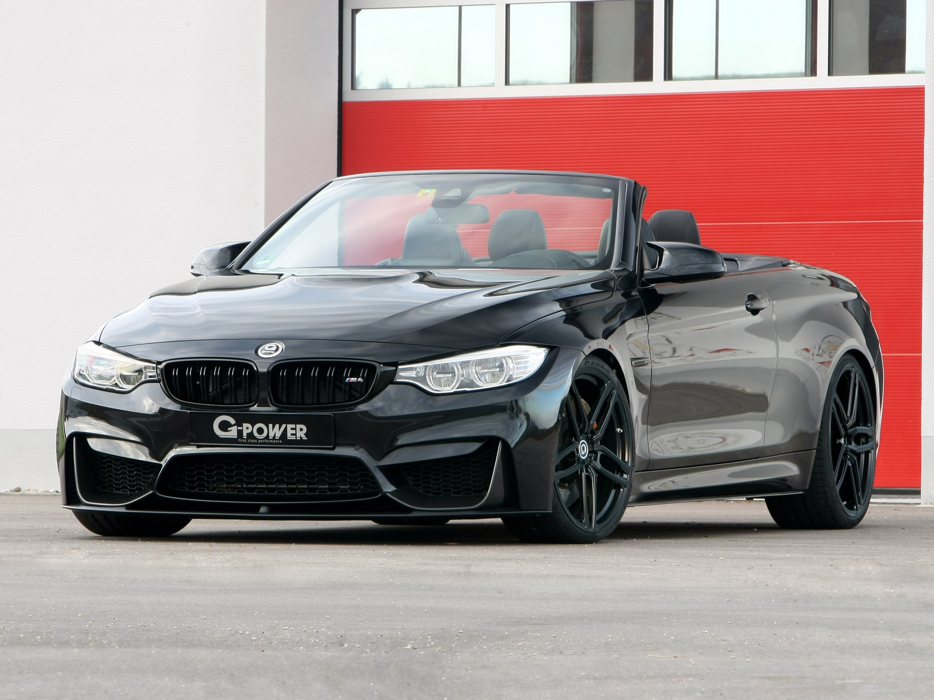 2016 G-power - Bmw M4 Cabrio F83
