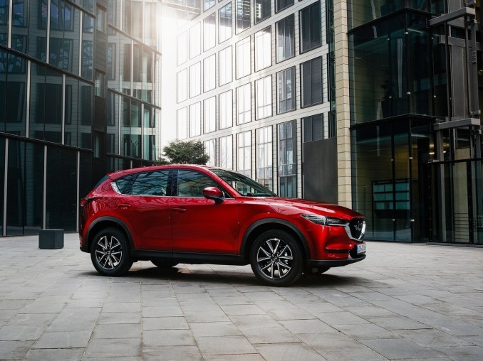 2017 Mazda CX 5 EU Version