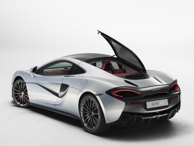 McLaren 570 GT 2017