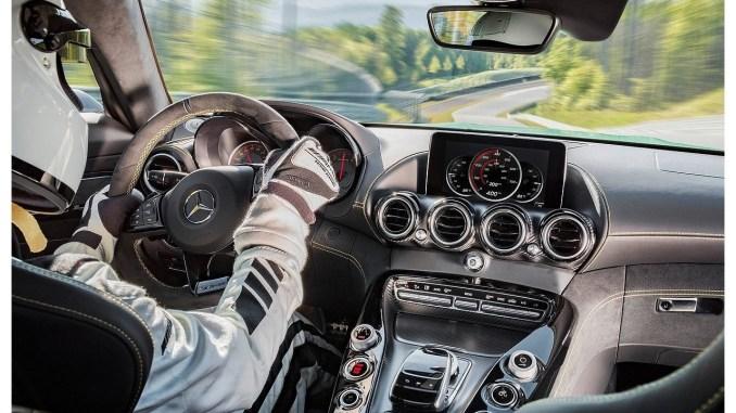 2017 Mercedes Benz AMG GT-R