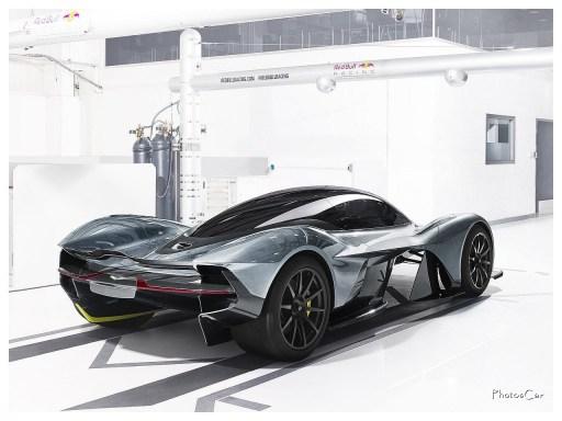 Aston Martin AM-RB_001 2018