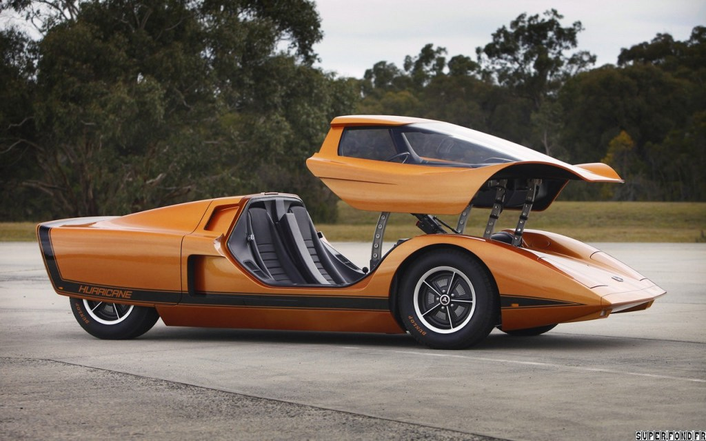 Holden Hurricane 1969