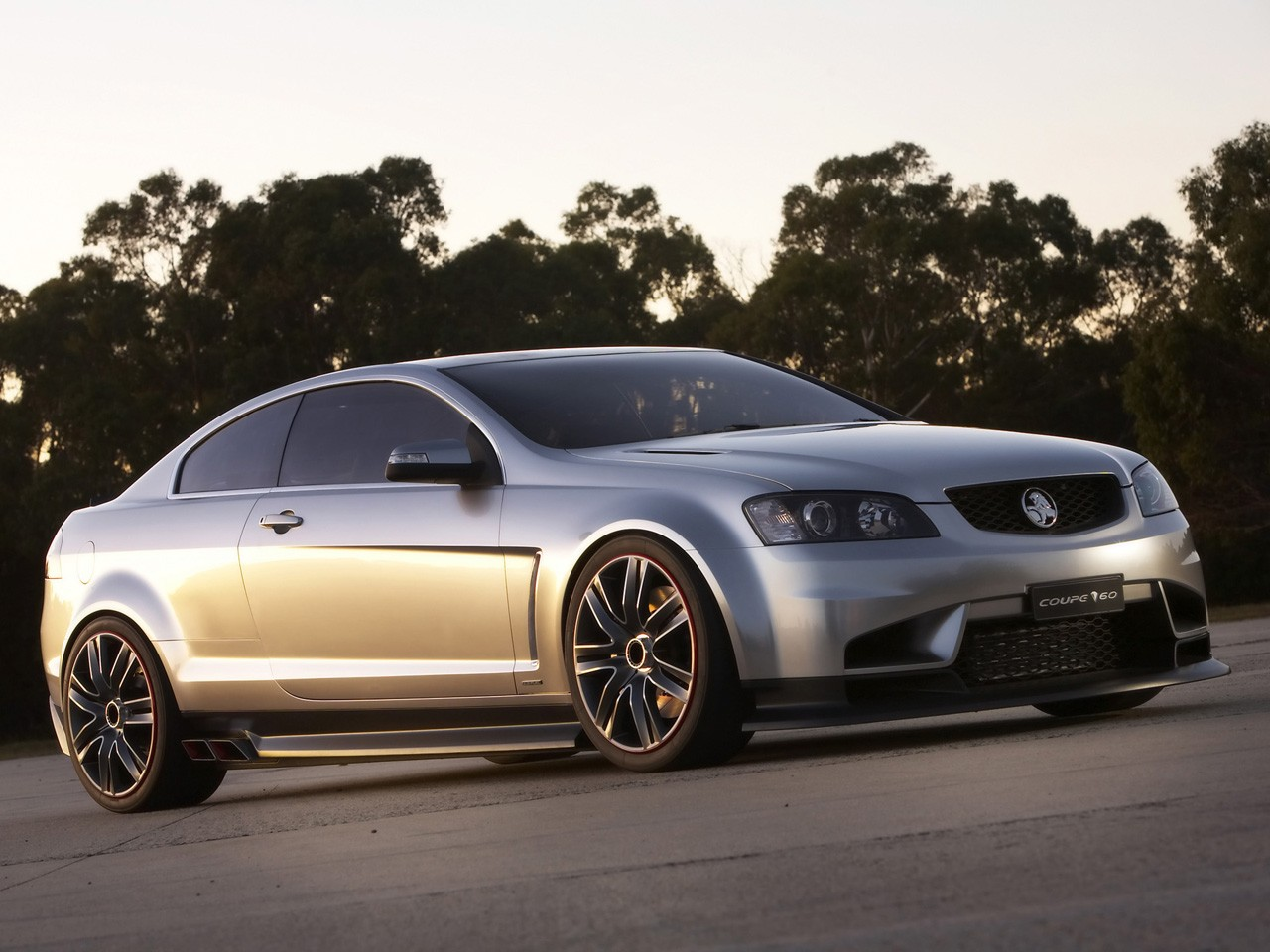 2008 Holden Coupe 60 Concept