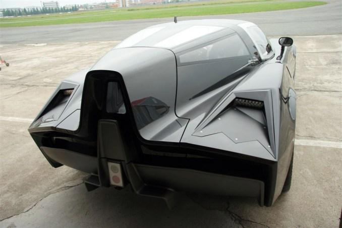 2008 Spada TS Codatronca
