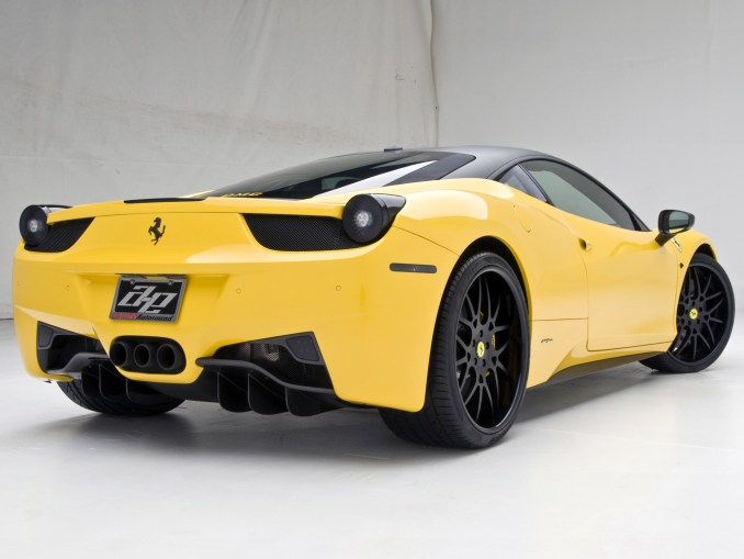 2011 Ferrari 458 Italia by DMC Design