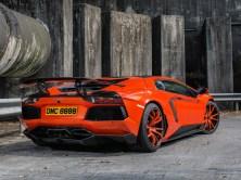 2012 Lamborghini Aventador lp900-4 Molto Veloce by DMC Design