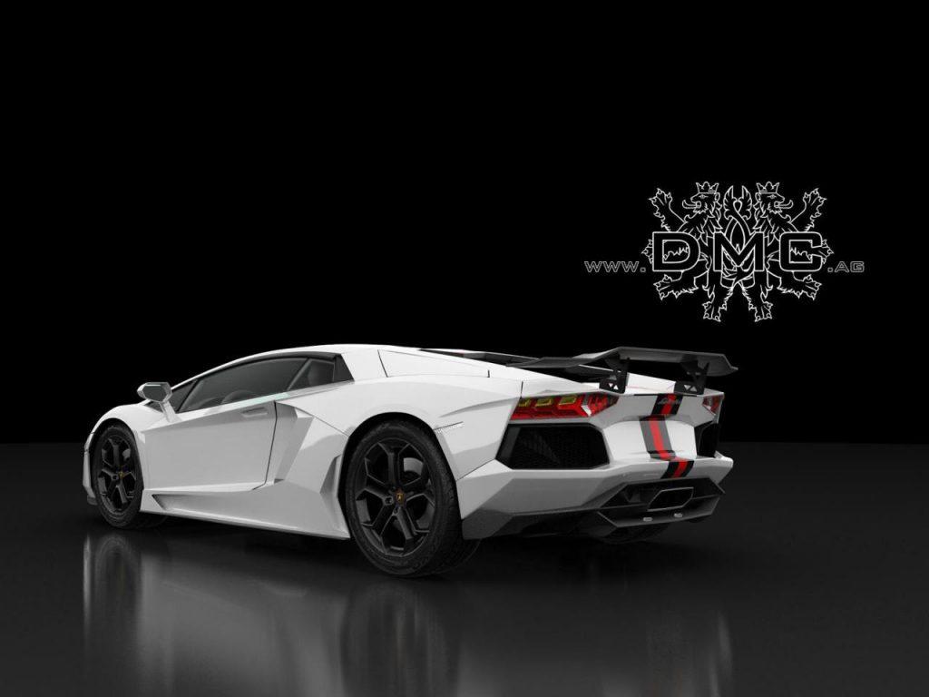 2012 Lamborghini Aventador Molto Veloce by DMC Design