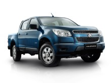2012 Holden Colorado LT Crew Cab