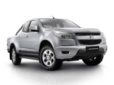 2012 Holden Colorado LTZ Space Cab