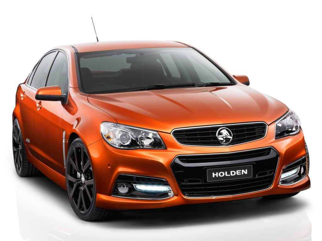 2013 Holden Commodore SS-V
