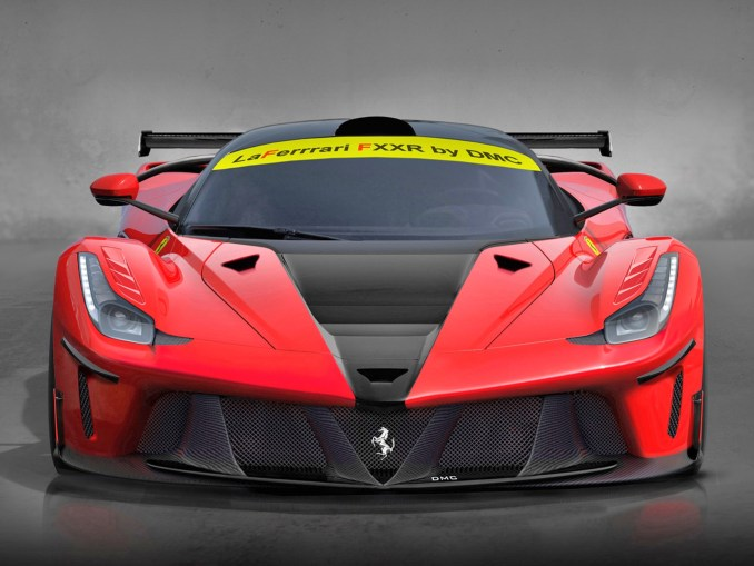 2014 Laferrari FXX-R by DMC_Design