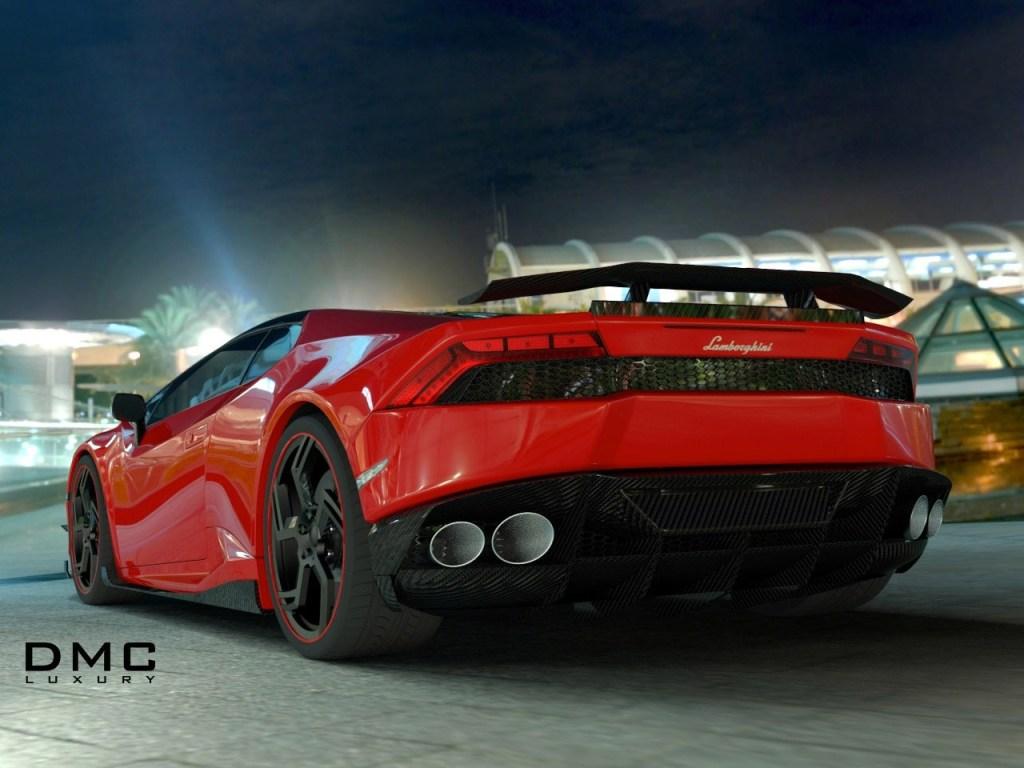 2014 Lamborghini Huracan Affari by DMC_Design