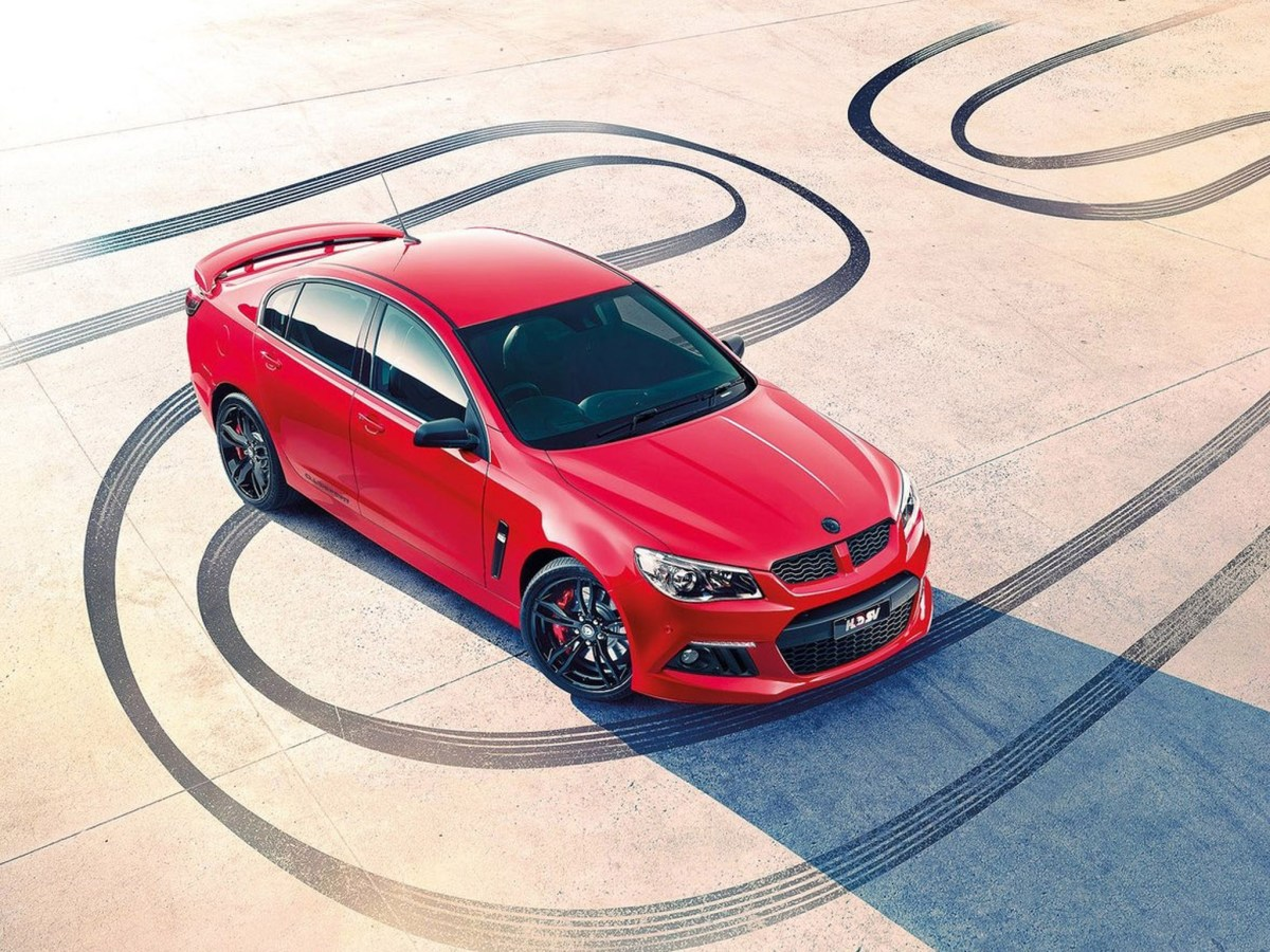 2015 Holden Clubsport 25th Anniversary