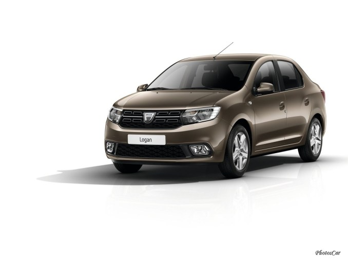 Dacia Logan (2017)