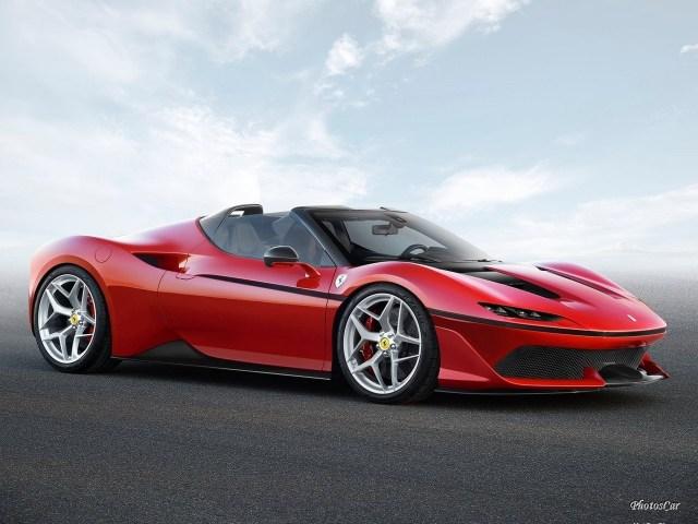 Ferrari J50 2017