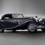 1937 Mercedes 540K Cabriolet A