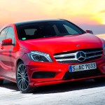 2012 Mercedes A200 CDI Style Package W176