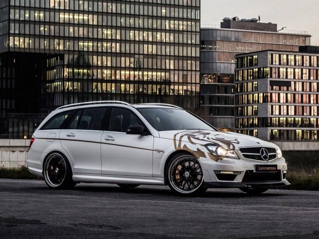 Mercedes-AMG C63 Loewenstein LM63 700 2014