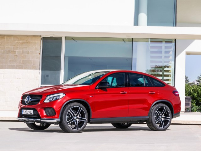 Mercedes-AMG GLE450 4matic Coupe C292 2015