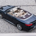 2016 Mercedes AMG S65 Cabriolet A217