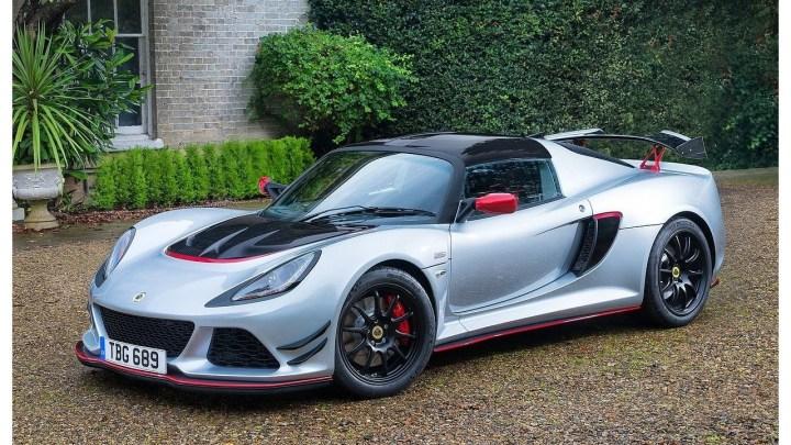Lotus Exige Sport 380 2017 – La plus rapide Lotus Exige jamais produite.